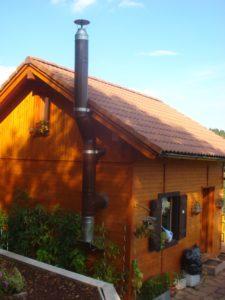Pro každý typ budovy navrhneme optimální komín a komínovou konstrukci.